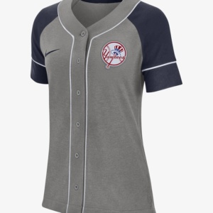 Nike Dri-FIT (MLB Yankees)-Women's Baseball Jersey