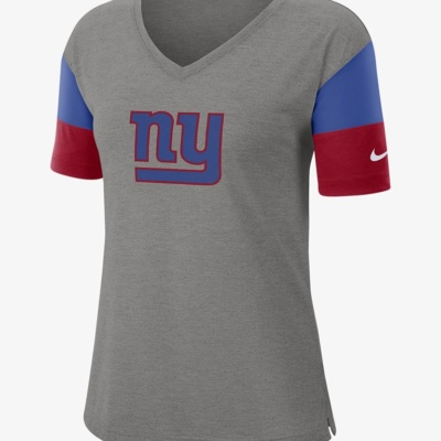 NY GIANTS WOMENS T SHIRT