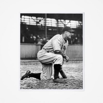 LOU GEHRIG PHOTO