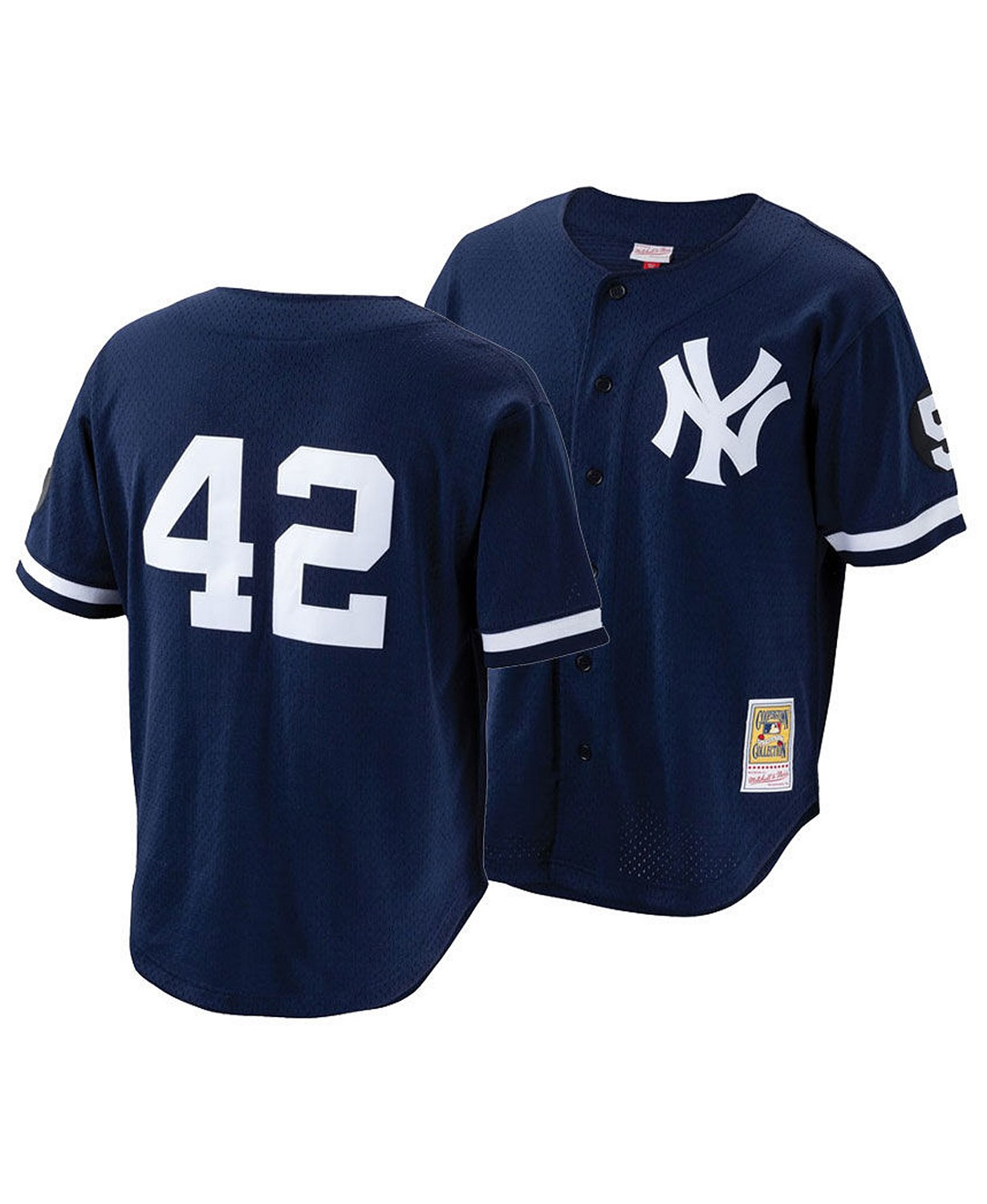 "Mariano Rivera New York Yankees Hall of Fame /""Unanimous/"" T-Shirt"
