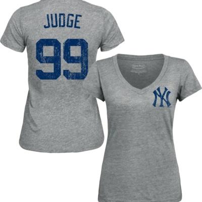 AARON JUDGE WOMENS T-SHIRT