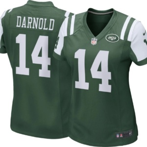 Nike Women's Home Game Jersey New York Jets Sam Darnold #14