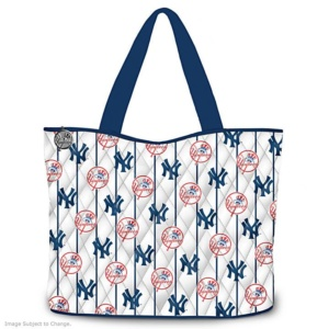 NY YANKEES TOTE BAG