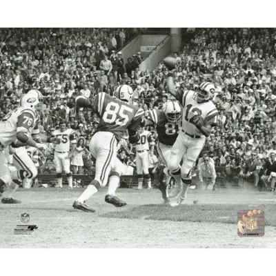 Joe Namath 1972 Action Photo Print
