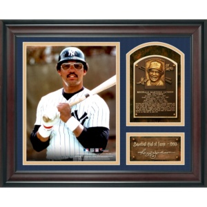 New York Yankees ReggieBaseball Hall of Fame Collage