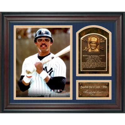 New York Yankees ReggieBaseball Hall of Fame Collage