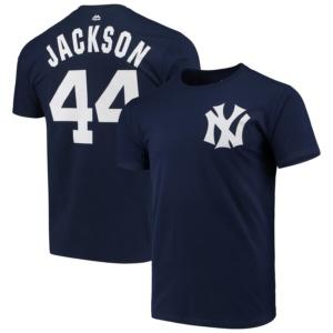 Men's New York Yankees Reggie Jackson t-shirt