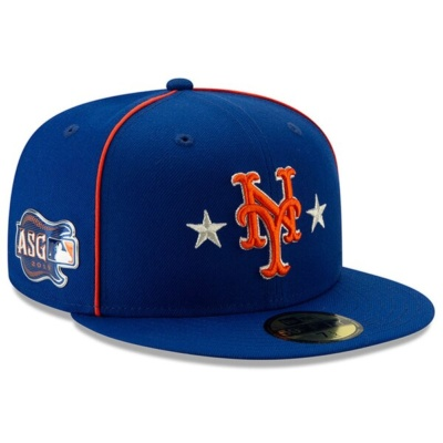 68dff56a New York Mets New Era 2019 MLB All-Star Game On-Field 59FIFTY Fitted Hat