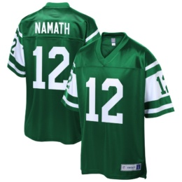 Joe Namath New York Jets Jersey -