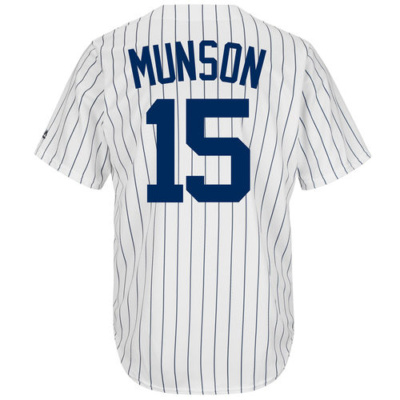 New York Yankees Thurmon Munson Jersey