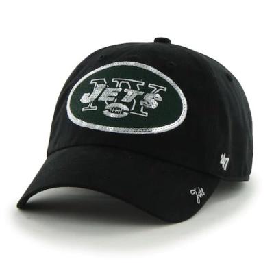 Women's '47 Brand New York Jets Sparkle Cap