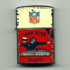 NEW YORK GIANTS LOGO LIGHTER