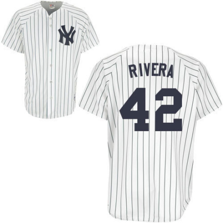 Yankees Replica Mariano Rivera Home Jersey