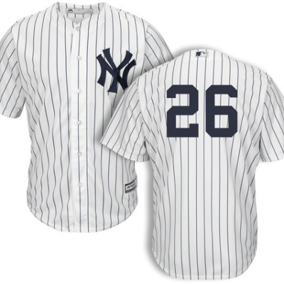 DJ LeMahieu New York Yankees jersey