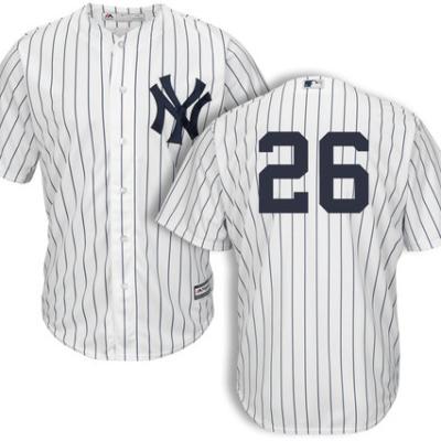 DJ LeMahieu New York Yankees jersey
