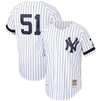 Bernie Williams New York Yankees Jersey –