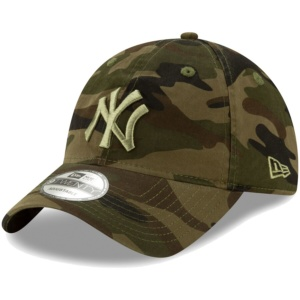 New York Yankees New Era Tonal Camo Hat -
