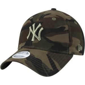New York Yankees New Era Women's Hat - Camo