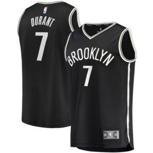 Kevin Durant Brooklyn Nets 2019Jersey Black –