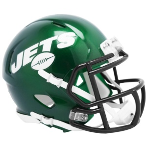 Riddell New York Jets Mini Football Helmet