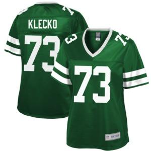 Joe Klecko New York Jets Women's Jersey