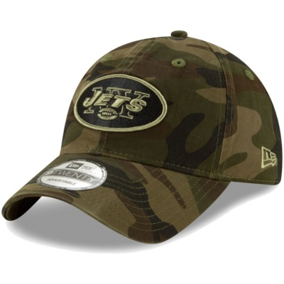 New Era New York Jets Camo Hat