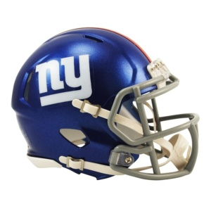 Riddell New York Giants Mini Football Helmet