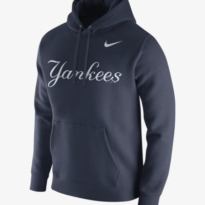 Men's Pullover Hoodie Nike- Yankees)