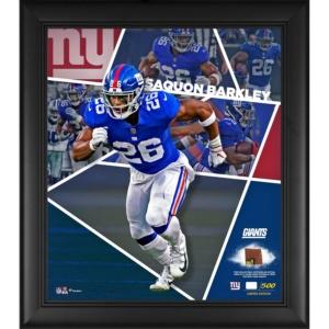 Saquon Barkley New York Giants Collage