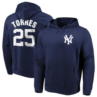 Men's New York Yankees Gleyber Torres Hoodie