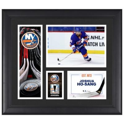 Joshua Ho-Sang New York Islanders Fanatics Authentic Framed Player Collage