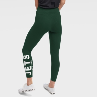New York Jets DKNY Sport Women's Leggings -