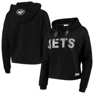 New York Jets DKNY Sport Women's Hoodie -