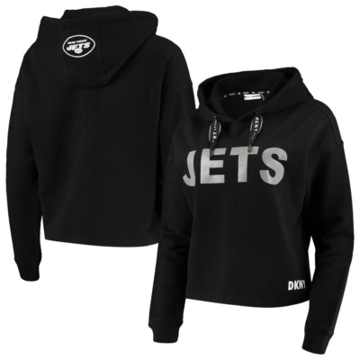 New York Jets DKNY Sport Women's Hoodie -