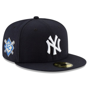 New York Yankees Jackie Robinson Fitted Hat -