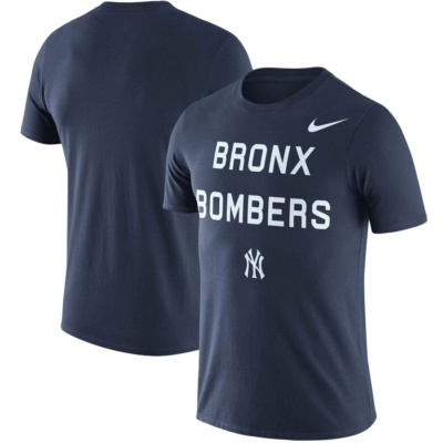 New York Yankees Nike Bronx T-Shirt -