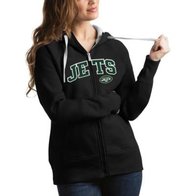 2019 New York Jets Antigua Women's Hoodie -