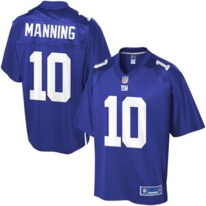 New York Giants Eli Manning Jersey