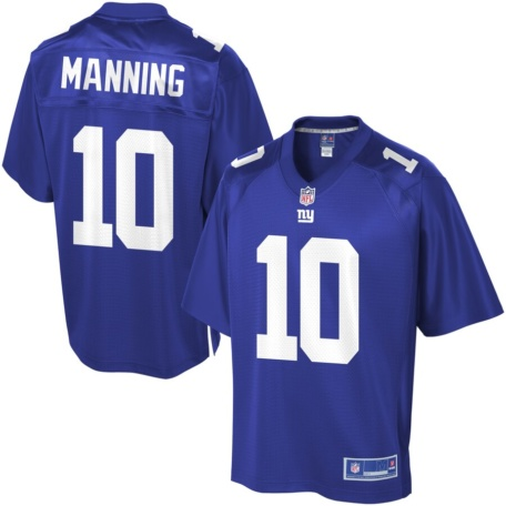 New York Giants Eli Manning Jersey