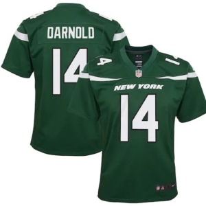 Nike Sam Darnold New York Jets Game Jersey