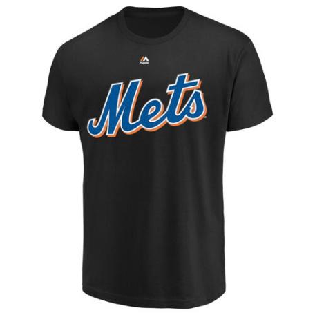 New York Mets Wordmark T-Shirt