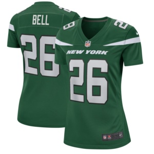 Le'Veon Bell New York Jets Women's Game Jersey