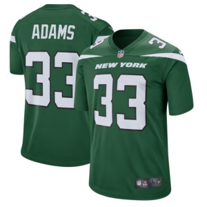 Jamal Adams New York Jets Nike Jersey -