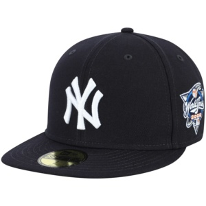 New York Yankees 2000 World Series Fitted Hat