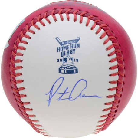 Pete Alonso 2019 Home Run Derby Baseball