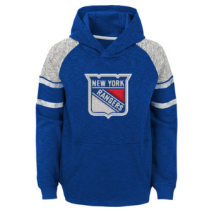 New York Rangers Youth Pullover Hoodie