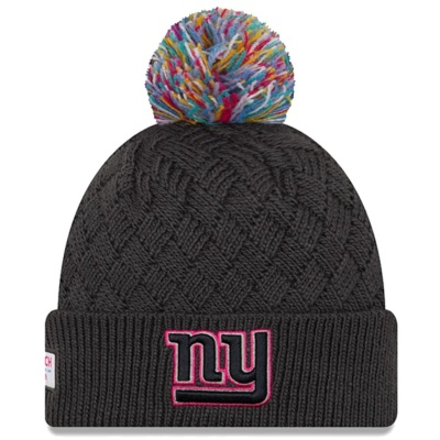 New York Giants Women's Crucial Catch Knit Hat -
