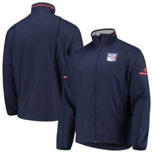 New York Rangers adidas Full-Zip Jacket -