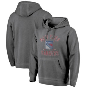 Fanatics Branded New York Rangers Pullover Hoodie