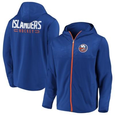 New York Islanders Zip Hoodie –